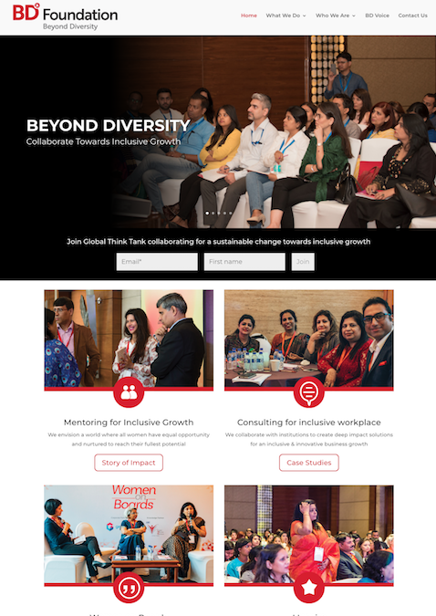 Website Beyondiversity.com